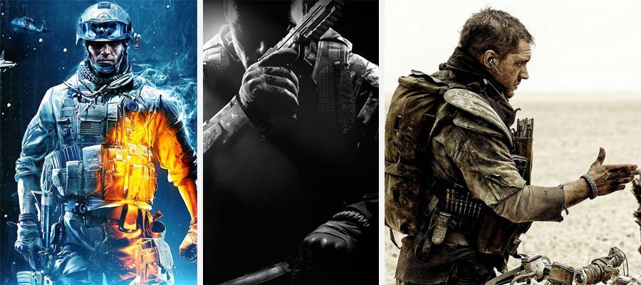 герои фильмов и игр с браслетами из паракорда