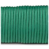 Paracord 100, green #025-2