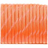 Паракорд. Paracord Type III 550, reflective (светоотражающий) sofit orange  #r3345