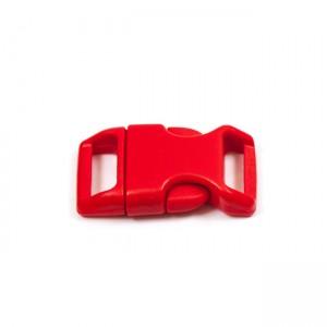 """5/8"""", красный, фастекс пластиковый"""