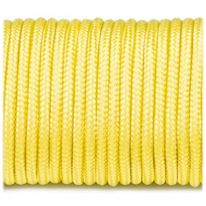 Paracord 100, yellow #019-2