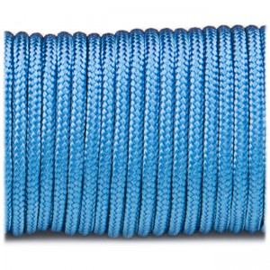 Paracord 100, ocean blue #337-2