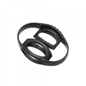 Пластиковый зажим для шнурков