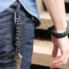 Брелок для ключей и браслет из паракорда
