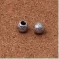 Шар тибетский, античное серебро