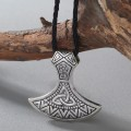 Подвес Кельтский узел. Металл. Цвет: Античное серебро