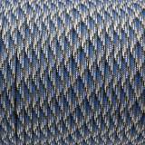 Paracord 550, blue camo #035