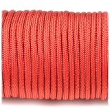 Паракорд. Paracord Type III 550, red #021