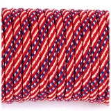 Паракорд. Paracord Type III 550, usa flag #193