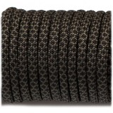 Paracord 550, black snake #308