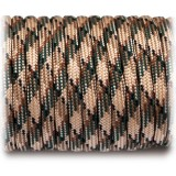 Паракорд. Paracord Type III 550, blackish camo #033