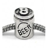 "Бусина ""Банка пива"""