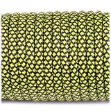 Паракорд. Paracord Type III 550, fluor green snake #264