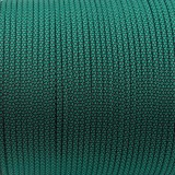 Паракорд. Paracord Type III 550, emerald green snake #265