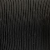 Paracord 275 (2,2mm), black #016-2