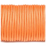Paracord 100, orange yellow #044-2