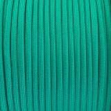 Paracord 550, emerald green #086