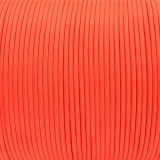 Paracord 550, soffit orange #345