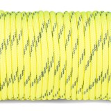 Paracord 550, reflective X3 sofit yellow #r3319 (светоотражающий)