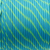 Paracord Type III 550, thin yellow line #368