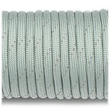 Паракорд. Paracord Type III 550, reflective (светоотражающий) light grey #rp12