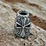"""Шлем """"Храмовника"""" с серебряным покрытием"""