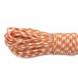 SALE! Паракорд 550, orange white camo #046, моток 30 метров