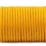 Paracord 275 (2,2mm), golden rod #087-2