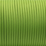 Paracord 550, fluo green #017
