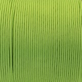 Paracord 275 (2,2mm), fluo green #017-2