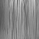 Micro cord (1.4 mm), silver #002-1