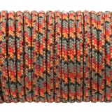 Paracord 275 (2,2mm), lava #302-2