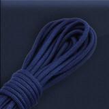 Paracord 550, BLACK NOISE: royal blue #376-BN