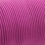 Paracord 275 (2,2mm), bright pink #NR015-2