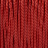 Paracord 425 Type II (3mm), red fire #021F-Тype2