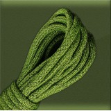 Paracord 550, BLACK NOISE fluo green #017-BN