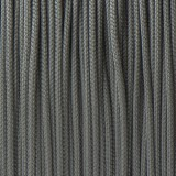 Minicord. Paracord 100 Type I (1.9 mm), dark grey #030-type1