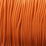 Minicord. Paracord 100 Type I (1.9 mm), orange yellow #044-type1