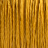 Minicord. Paracord 100 Type I (1.9 mm), honey gold #089-type1