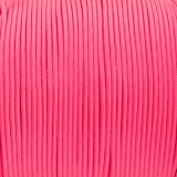 Minicord. Paracord 100 Type I (1.9 mm), sofit pink #315-type1