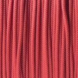 Minicord. Paracord 100 Type I (1.9 mm), crimson #324-type1
