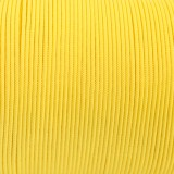 Minicord. Paracord 100 Type I (1.9 mm), yellow pastel #419-Type1
