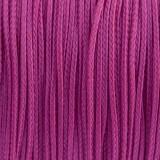 Micro cord (1.4 mm), bright pink #NR015-1