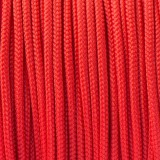 Paracord 425 Type II (3mm), crimson #324-Тype2