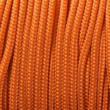 Paracord 425 Type II (3mm), orange yellow #044-Тype2