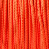 Paracord 425 Type II (3mm), sofit orange #345-Тype2