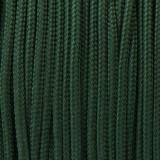 Paracord 425 Type II (3mm), dark emerald green #022-Тype2