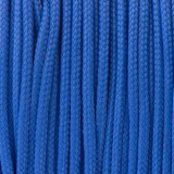 Paracord 425 Type II (3mm), simple blue #001-Тype2