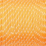 Minicord Reflective. Paracord 100 Type I (1.9 mm), Apricot #R2085-type1