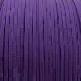 Coreless Paracord, purple #026-Н, (полый шнур)